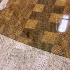 Уход за деревянными досками