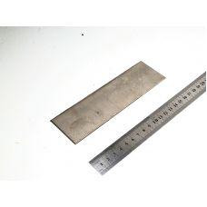 Титан, пластинка 165х50х2мм