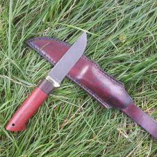 Как сделать нож, автор Виктора Воронина, часть вторая. Рукоять и ножны