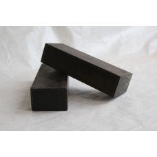 Черный эбен, заготовка под рукоять ножа