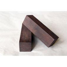 Гренадил (Affrican blackwood), заготовка под рукоять ножа