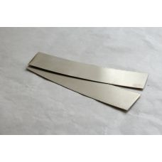 Нейзильбер, пластинка 130х28х0,5мм