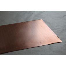 Медь, лист 150х200х0,5мм