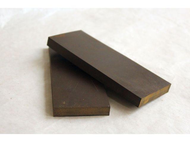 Эбонит пластина 130х50х10мм