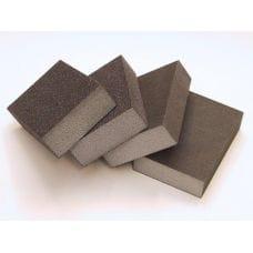 Твердый шлифовальный блок (наждачный) Flexifoam Block PF, размер 98х69х26мм, зерно P220