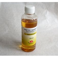 Льняное масло, уплотненное 220мл (Невская палитра)