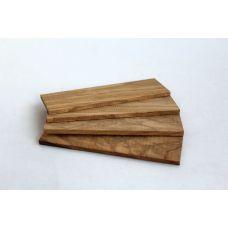 Комплект ламели оливы 130х40х4,5-5мм