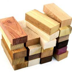 Деревянные заготовки для творчества