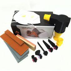 Инструменты и приспособы для изготовления ножа