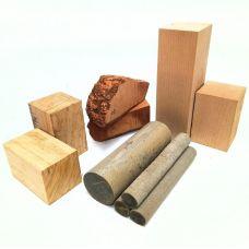 Материалы для изготовления курительных трубок