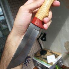 Как сделать рукоять ножа? Ричард Понсе Де Леон