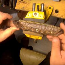 Как сделать нож, видео от Vasanat