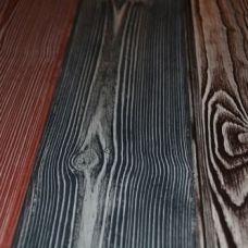 Состаривание древесины (браширование). Лесопилка Юркова