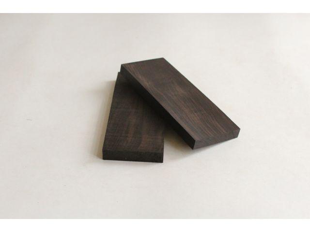 Черный граб, компл. из 2-х заготовок на накладки