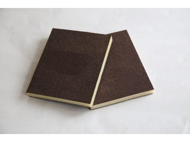 Шлифовальная губка Flexifoam Soft Pad, 120x98x13mm, SC, зерно Р60