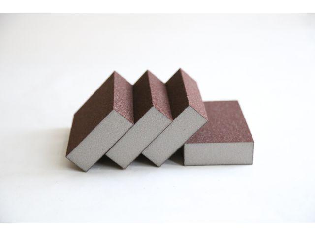 Мягкий шлифовальный блок Flexifoam Block ZF 98х69х26мм, зерно P60