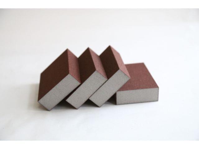 Мягкий шлифовальный блок Flexifoam Block ZF 98х69х26мм, зерно P80