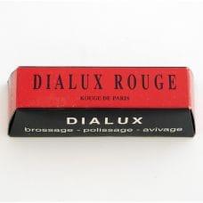 Паста DIALUX красная 140гр. (средняя полировка)