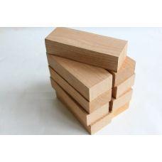 Анегри, набор из 9шт заготовок для рукоятей ножей