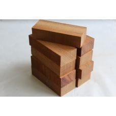 Ятоба, набор из 9шт заготовок для рукоятей ножей