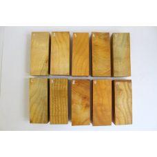 Шелковица, заготовки для рукоятей ножей на выбор