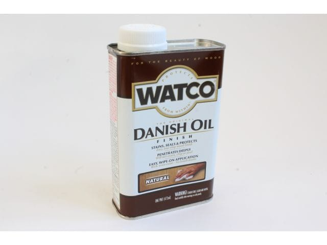 Watco Danish Oil, датское масло, натуральный цвет, 0,472 литра