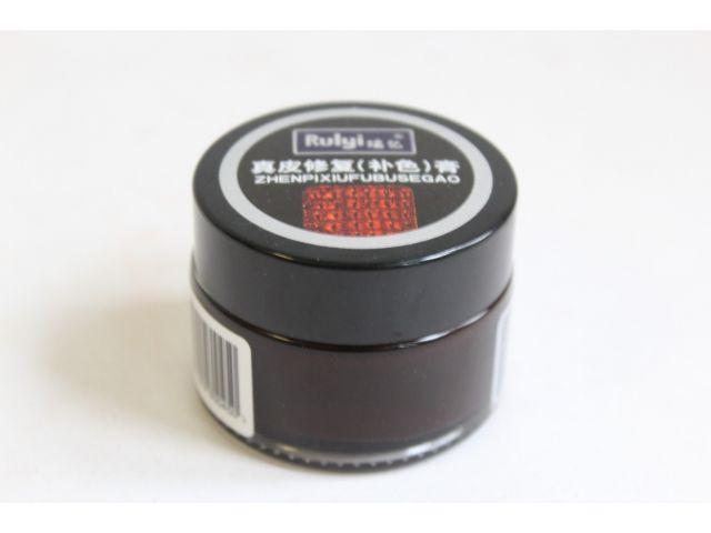 Жидкая кожа 30 мл, темно-коричневая