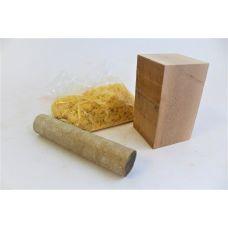 """Набор для изготовления курительной трубки """"Груша"""""""