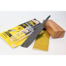 """Набор для изготовления ножа из поковки """"Крот"""""""