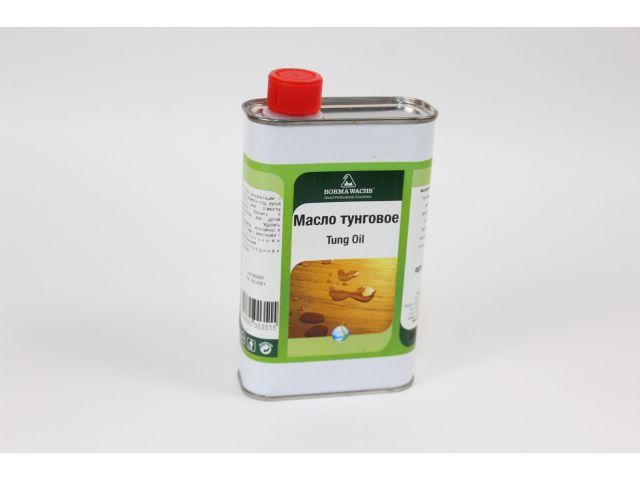 Borma Wachs, масло тунговое, 500мл