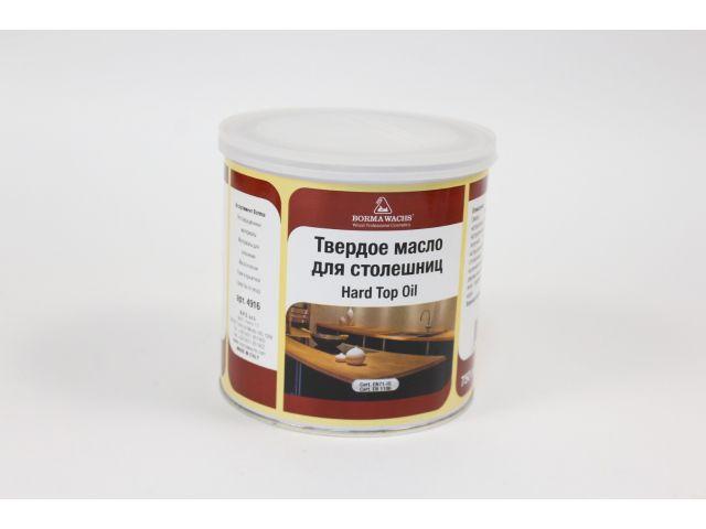Borma Wachs, hard top oil, твердое масло для столешниц, 750мл