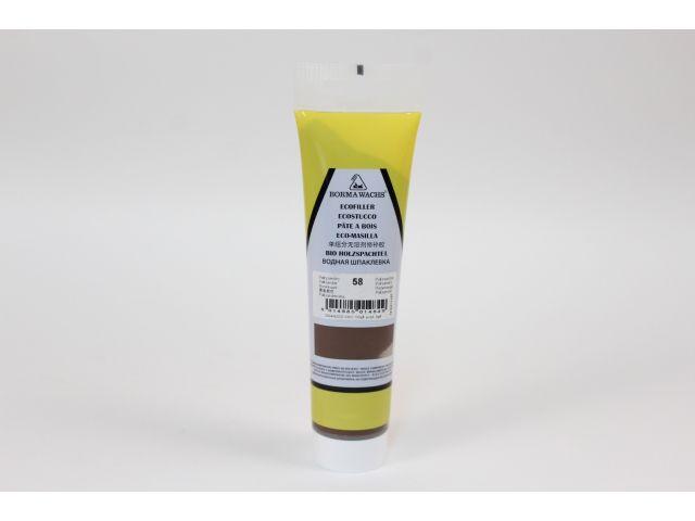 Borma Wachs, шпаклевка водная Ecostucco в тубе 250гр., цвет Палисандр