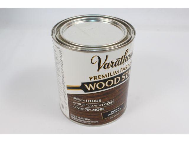Быстросохнущее тонирующее масло Varathane Fast Dry Темный орех 0.946л