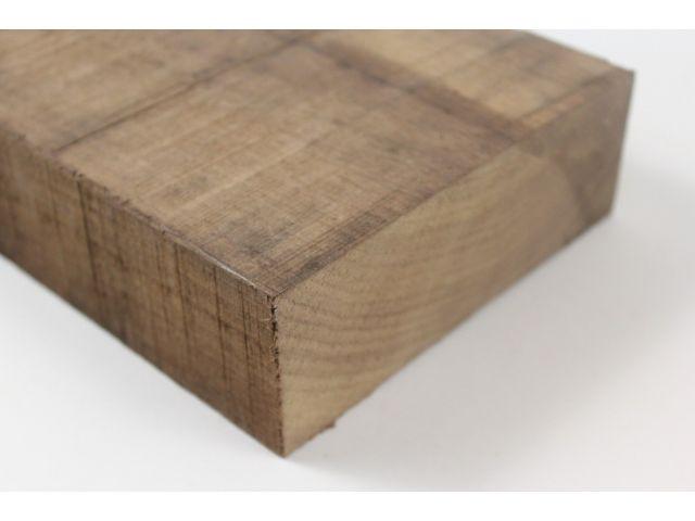Американский орех, заготовка под приклад 50х120-130х530мм