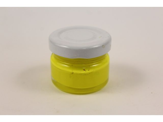 Пигментная паста для эпоксидной смолы, лимонная, 10гр.