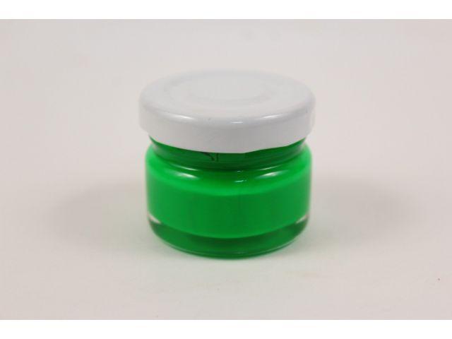 Пигментная паста для эпоксидной смолы, зеленая, 10гр.
