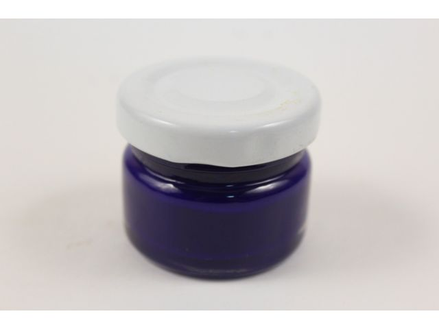 Пигментная паста для эпоксидной смолы, синяя, 10гр.