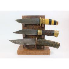 Подставка для ножей, бук