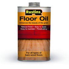 Масло для пола Rustins Floor Oil 1л
