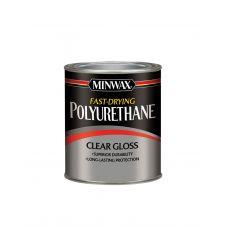 Быстросохнущий полиуретан Minwax FAST-DRYING Глянцевый 946 мл