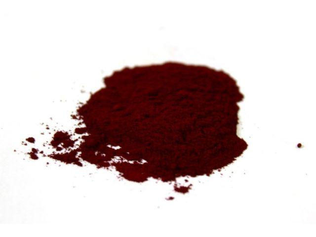 Краситель жирорастворимый, для стабилизации древесины, темно-красный, 20гр