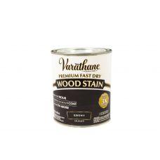 Быстросохнущее тонирующее масло Varathane Fast Dry Эбеновое дерево 0.946л