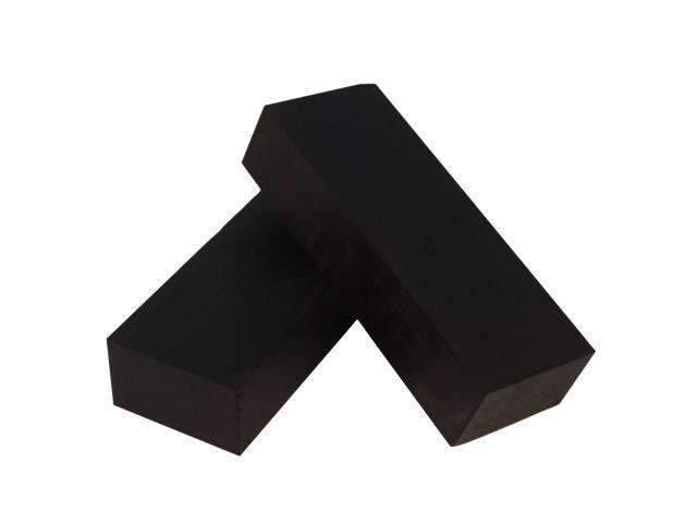 Черный граб, заготовка под рукоять ножа