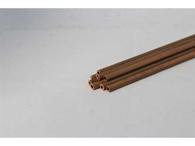 Трубка из меди Ф 6х1 L130мм
