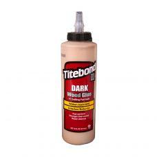 Столярный клей Titebond Dark wood glue, 473мл