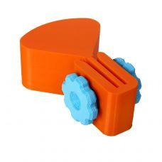 Фиксатор для наждачной бумаги №1 (без бумаги), размер L