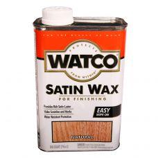 Watco Satin wax, жидкий воск, матовый, 0,945 литра