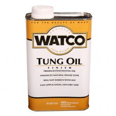 Watco Tung Oil, тунговое масло, цвет прозрачный, 0,946 литра