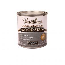 Быстросохнущее тонирующее масло Varathane Fast Dry Графит 0.236л