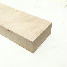 Сикомора, заготовка под приклад 50х120-130х530мм